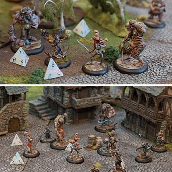 The Leshavult are coming to the Moonstone Miniature Skirmish Game
