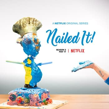 Nailed It Season 3 Heads Back to the Kitchen This May So Bring a Fire Extinguisher