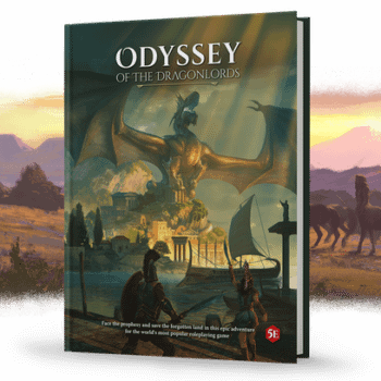 'Odyssey of the Dragonlords': Explore the Perils of Ancient Realms for 5e