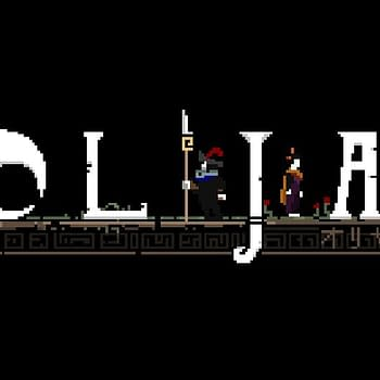 The Weapon Is Key While Playing Olija at PAX East 2019