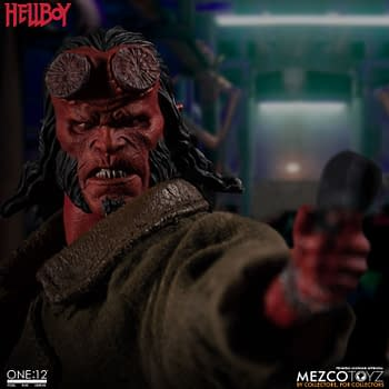 Mezco Toys Opens Preorders For One:12 Collective Hellboy From New Film
