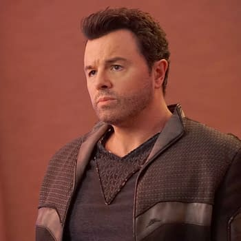 The Orville Creator Seth MacFarlane Sets Little Rock Nine Series