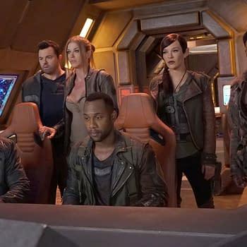 The Orville: Seth MacFarlanes Sci-Fi Series Beams Up Season 3 Renewal