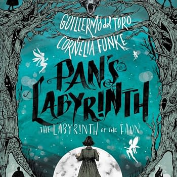 Guillermo del Toro and Cornelia Funke Team Up for Pans Labyrinth Novel