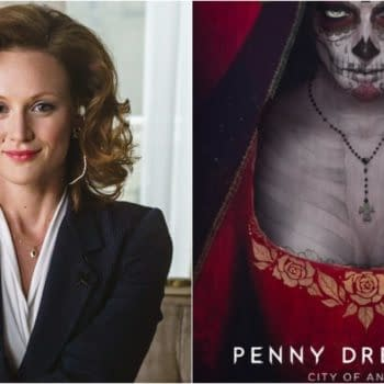 'Penny Dreadful: City of Angels' – Halt and Catch Fire's Kerry Bishé Joins Showtime Series