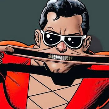 Female Plastic Man Movie Being Written By Cat Vasko
