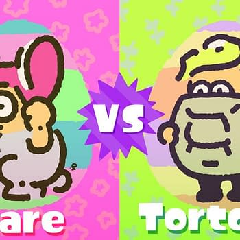 Its The Tortoise Vs. The Hare on Splatoon 2s Splatfest This Weekend
