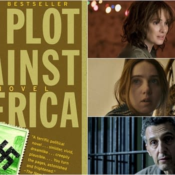 The Plot Against America: Winona Ryder Zoe Kazan John Turturro 4 More Join HBO Miniseries