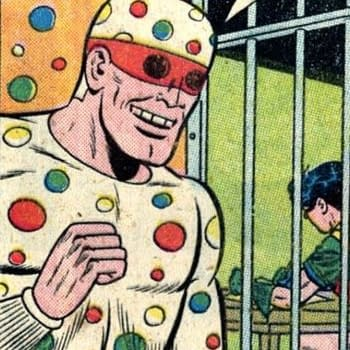Wait Polka-Dot Man Will Be in The Suicide Squad