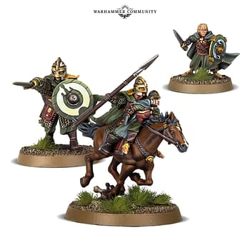 Eowyn and Merry Charge into Games Workshop Pre-Orders