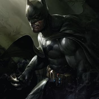 Separated At Birth: Francesco Mattinas Batman and Sideshow Statues