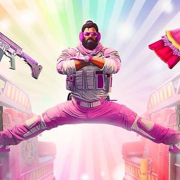 Ubisoft Launches Rainbow Six Siege: Rainbow Is Magic Event