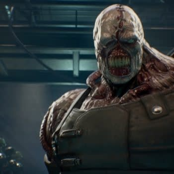 Capcom Apparently Teases a Resident Evil 3 Remake