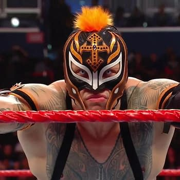 In Shocking Turn of Events Rey Mysterio Could Miss WrestleMania for Injury