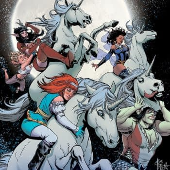 'Rat Queens' Has a Special Swamp Romp with a Severed Unicorn Head