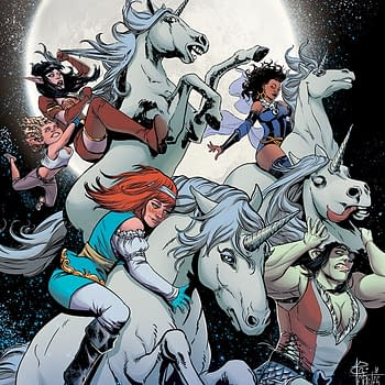 Rat Queens Has a Swamp Romp with a Severed Unicorn Head (Spoilers)
