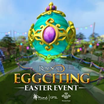 The RuneScape Easter Bunny Came Early This Year
