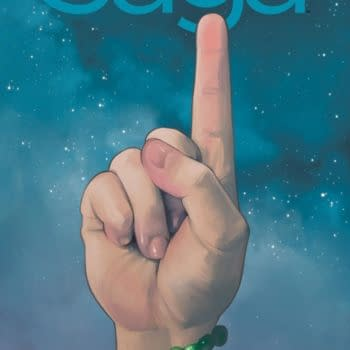 Saga Will End With Issue #108; Plus: The Cover to that 1,400 Page TPB