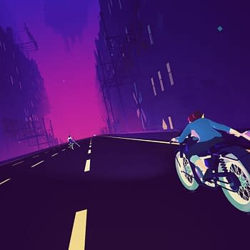 Finding The Combat Beat in Sayonara Wild Hearts at PAX East 2019