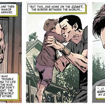 Namor Really Just an Undersea Softy Next Weeks Invaders #4