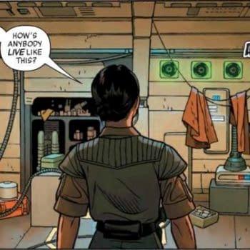 Chebacca's Secret Fetish Revealed in Star Wars AOR Princess Leia #1