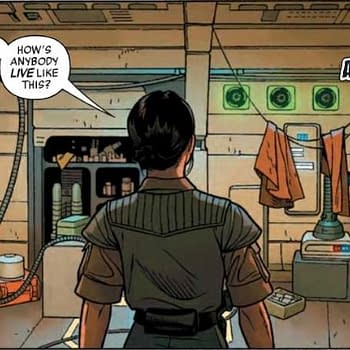 Chebaccas Secret Fetish Revealed in Star Wars AOR Princess Leia #1