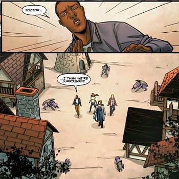 The Doctor is Still Winging it in Next Weeks Doctor Who #6
