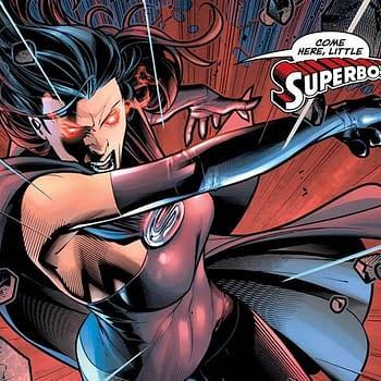 Jor-El Goes Full Liefeld in Tomorrows Superman #10