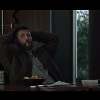 Chris Hemsworths Thor Channels Johnny Cash in Avengers: Endgame BTS