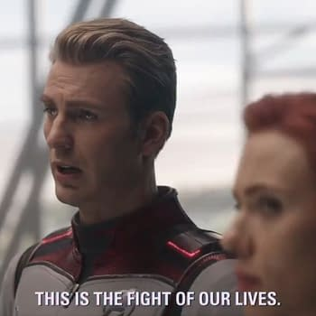 No Mistakes No Do-Overs in New Avengers: Endgame TV Spot