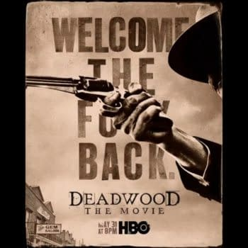 """HBO Says """"Welcome the F**K Back"""" to 'Deadwood'"""