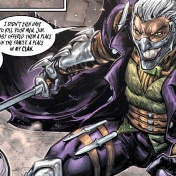 Shredder and Joker Get Infinity Warped in Batman/TMNT III #1 Preview