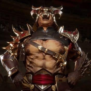Mortal Kombat 11 Reveals Shao Kahn in New Gameplay Trailer
