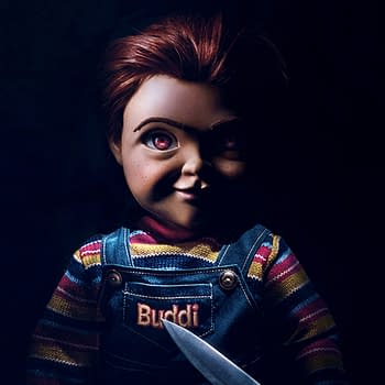 New Chucky Doll Looks Ready for Some Childs Play