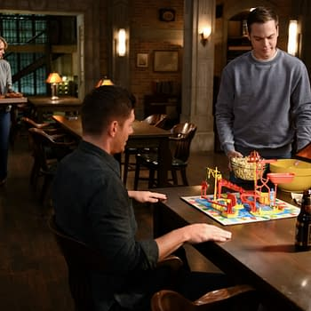 Supernatural S14E17 Game Night: All Work and No Play Makes Jack a Dull Son of Lucifer [PREVIEW]