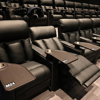 [CinemaCon 2019] Previewing the New Sony Digital Cinema Premium Large Format Auditorium at Galaxy Theatres