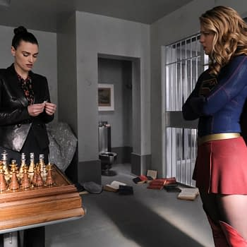 Supergirl S04E18 Crime and Punishment: Are You Going to the Fireworks Factory or Not [SPOILER REVIEW]