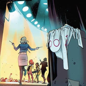 Gwen Stacy Changes her Name in Julys Spider-Gwen #10
