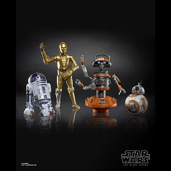 Star Wars Celebration Chicago Hasbro Reveals