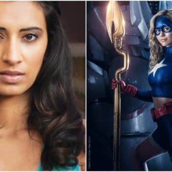 'Stargirl': Hina Khan Joins DC Universe Live-Action Series