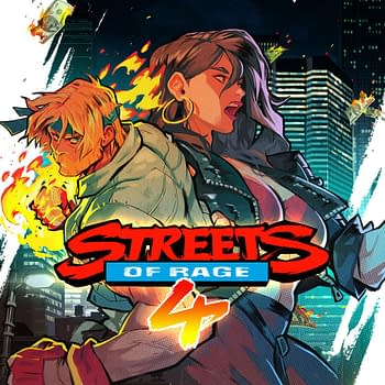 Streets Of Rage 4 Receives Retro Characters &#038 More