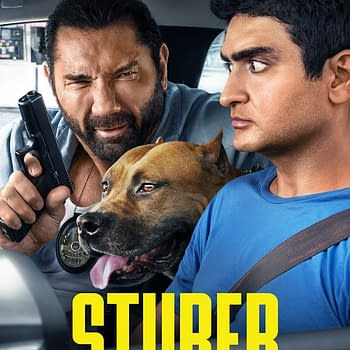 First trailer for Dave Bautista Kumail Nanjiani Comedy Stuber Released