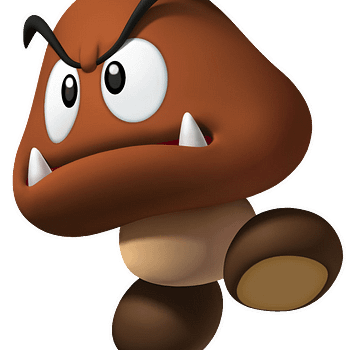 Everyones Freaking Out The Goombas Now Have Arms