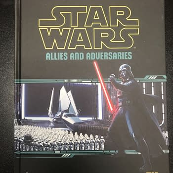 RPG Review: Star Wars: Allies and Adversaries Sourcebook from Fantasy Flight Games