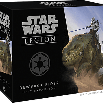 Star Wars: Legion Empire Players About to Get Big Lizard Energy