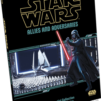 """More Details Emerge from FFG's """"Allies and Adversaries"""" Codex for Star Wars RPG"""
