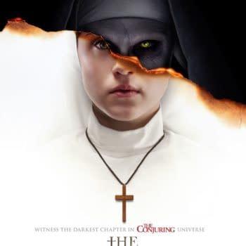 Yasmine Putri Conjures Up a #DCeased #3 Horror Movie Variant With Superman as The Nun