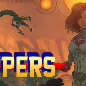 'Tiny Supers' RPG Powers Up Digital Release