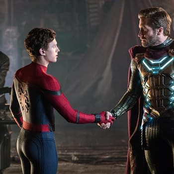 Tom Holland Jake Gyllenhaals Spider-Man: Far From Home Friendship Became a Problem