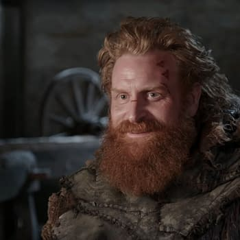 Game of Thrones: Kristofer Hivju Talks THAT Tormund Giantsbane Story